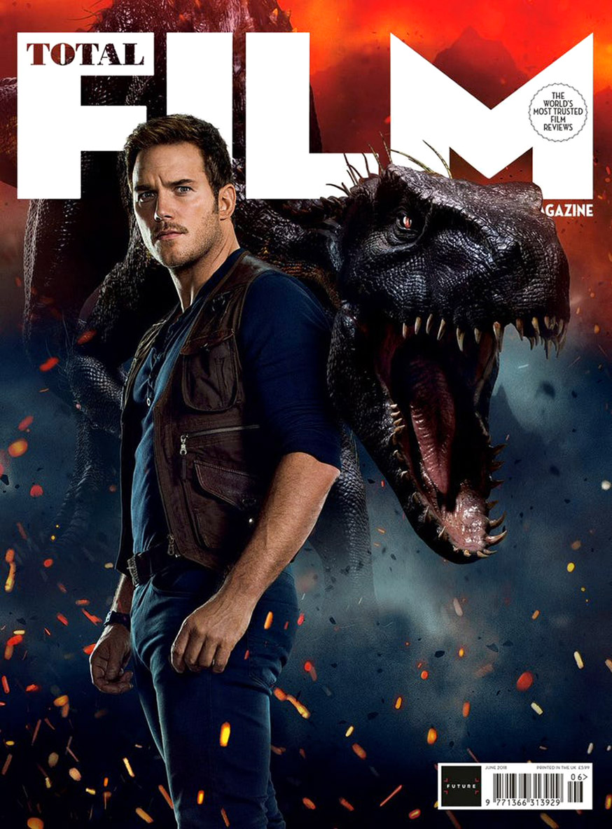 Cov5985-TotalFilmUK-JurassicWorld-ChrisPratt-NBC-THPP